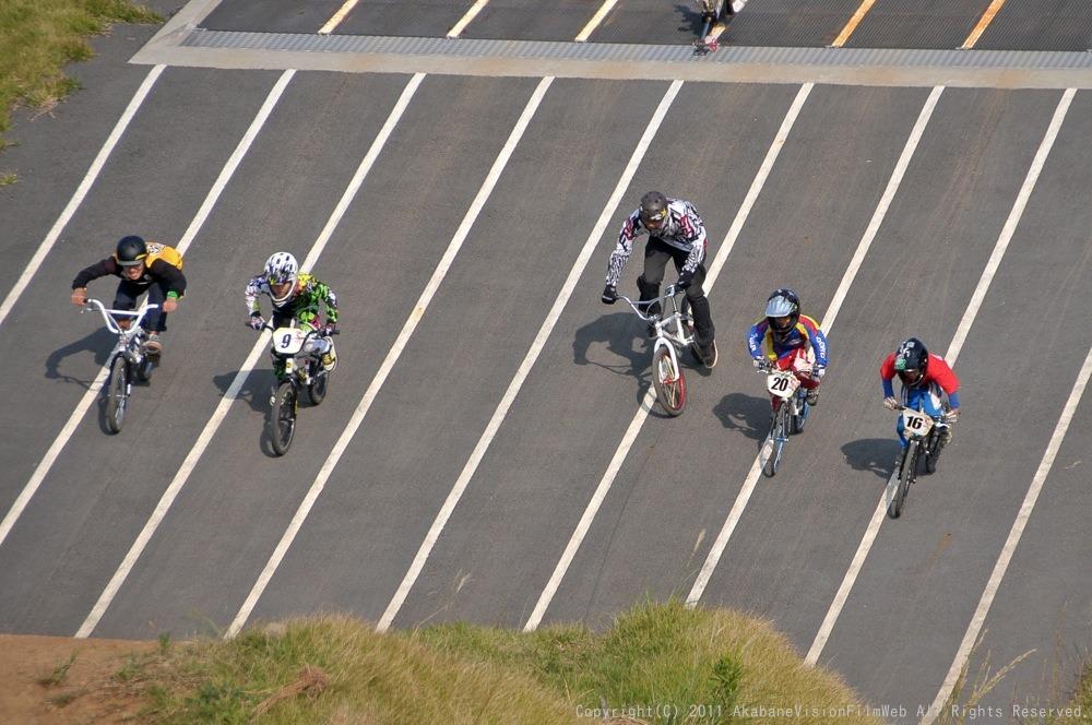 10月10日CSC BMX愛好会/チャッキーカップVOL4:チャッキーカップ第4戦予選第3ヒート~決勝_b0065730_20364440.jpg