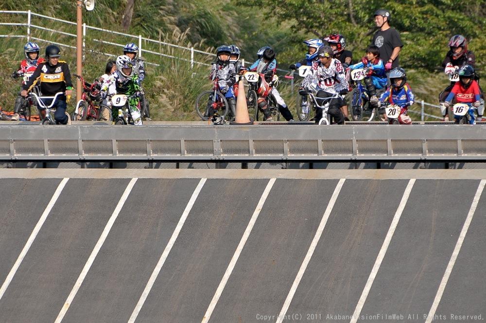 10月10日CSC BMX愛好会/チャッキーカップVOL4:チャッキーカップ第4戦予選第3ヒート~決勝_b0065730_2036753.jpg