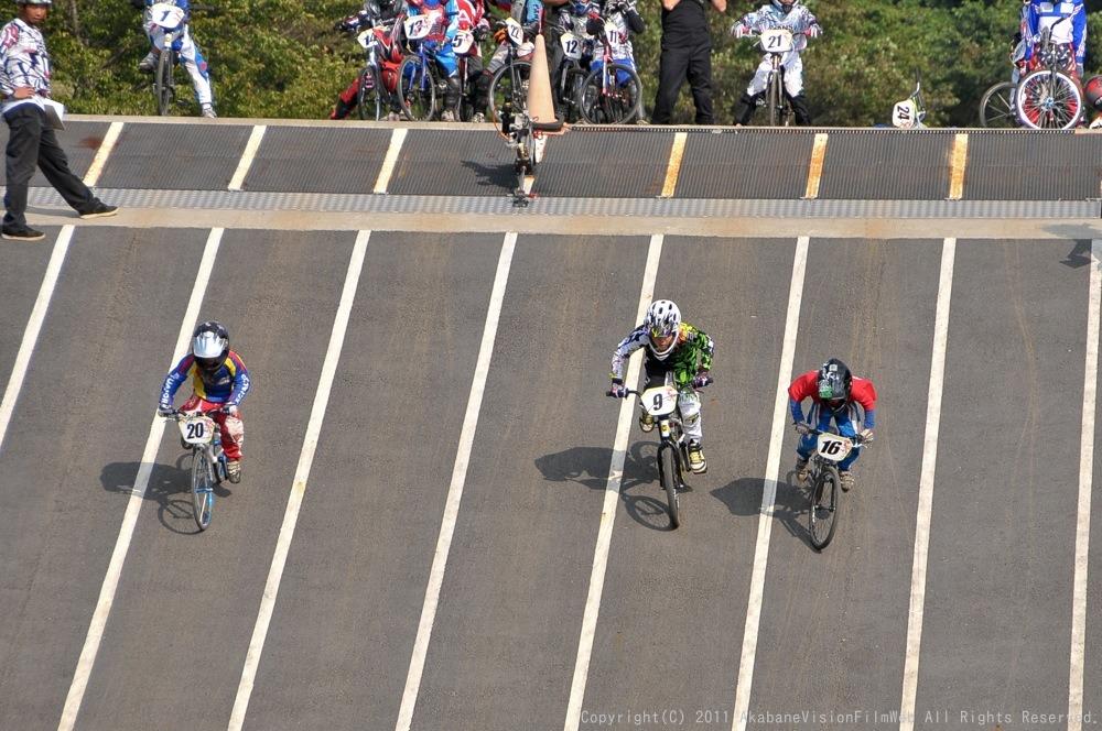 10月10日CSC BMX愛好会/チャッキーカップVOL3:チャッキーカップ第4戦予選その2_b0065730_6104823.jpg