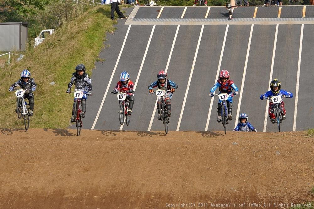 10月10日CSC BMX愛好会/チャッキーカップVOL3:チャッキーカップ第4戦予選その2_b0065730_6124243.jpg