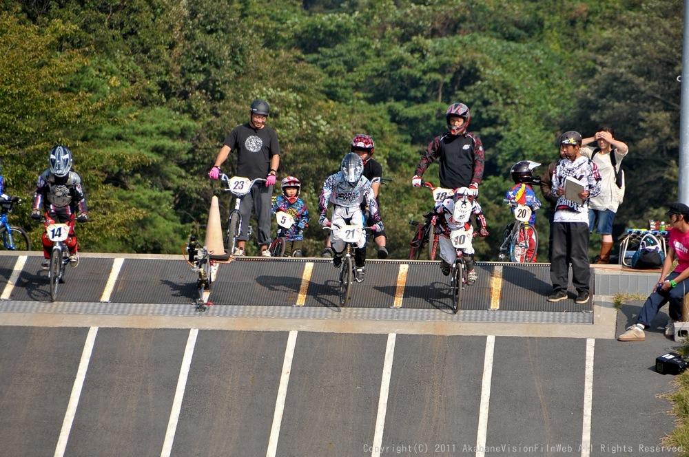 10月10日CSC BMX愛好会/チャッキーカップVOL3:チャッキーカップ第4戦予選その2_b0065730_6145849.jpg