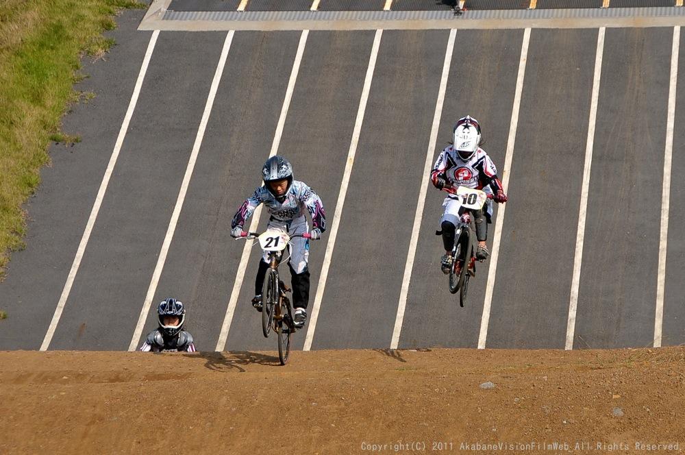 10月10日CSC BMX愛好会/チャッキーカップVOL3:チャッキーカップ第4戦予選その2_b0065730_615795.jpg
