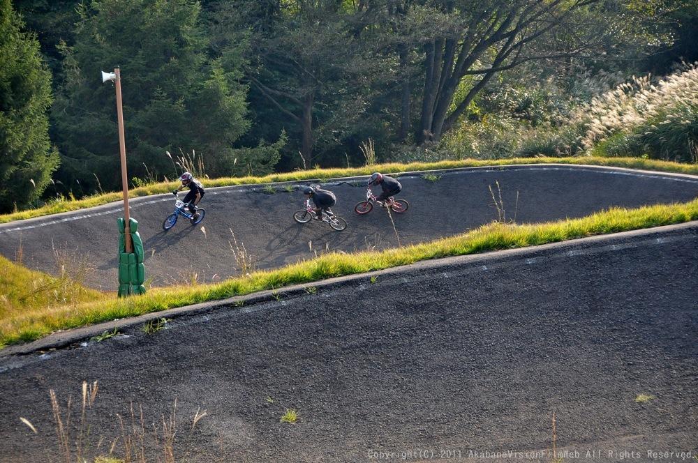 10月10日CSC BMX愛好会/チャッキーカップVOL3:チャッキーカップ第4戦予選その2_b0065730_6173150.jpg
