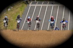 10月10日CSC BMX愛好会/チャッキーカップVOL3:チャッキーカップ第4戦予選その2_b0065730_675262.jpg