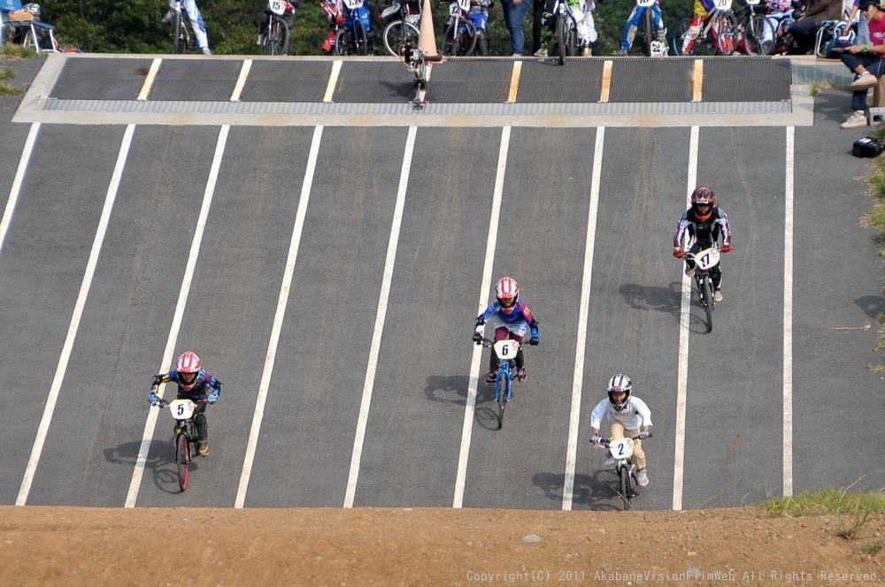 10月10日CSC BMX愛好会/チャッキーカップVOL3:チャッキーカップ第4戦予選その2_b0065730_681316.jpg