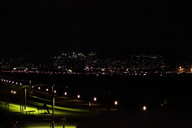 空港も、阪神も、暗闇へ!_b0160331_16501971.jpg