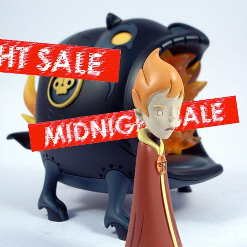 日本ではひさしぶりのミッドナイト・セール、よろしく。_a0077842_19484210.jpg