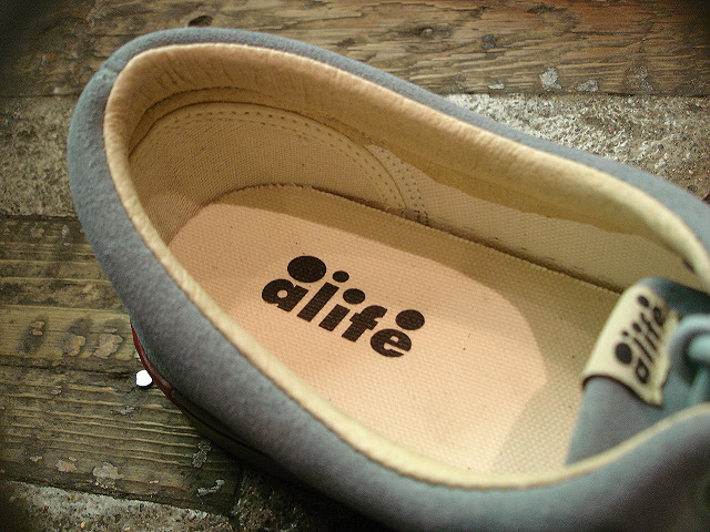 "NEW : ALIFE [PUBLIC NAVAL] ""SUEDE\"" !!_a0132147_23535387.jpg"