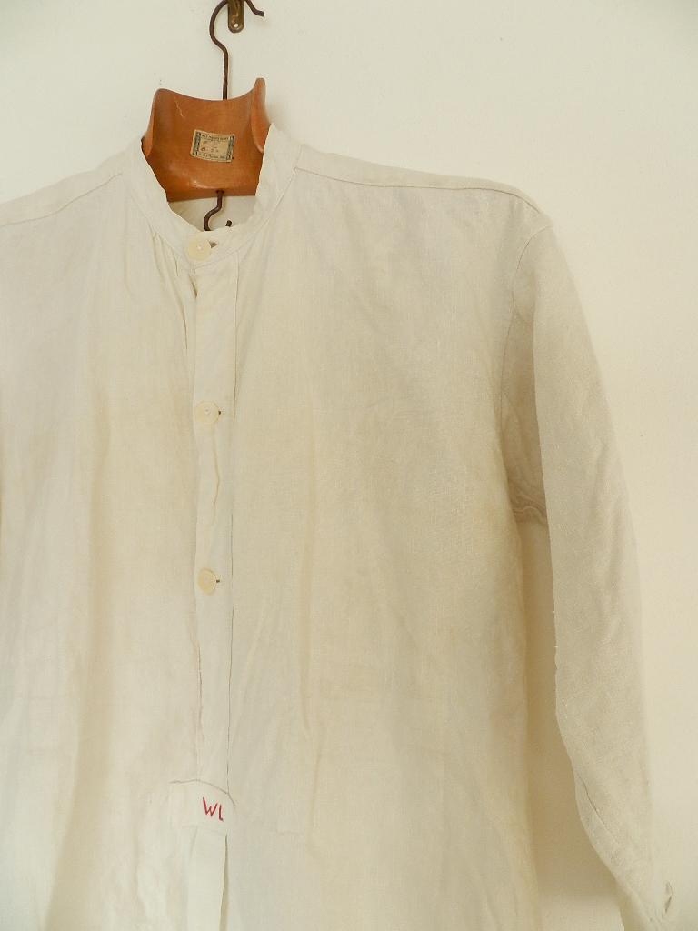 vintage linen grandpa shirts_f0226051_14355290.jpg