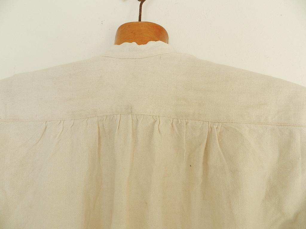 vintage linen grandpa shirts_f0226051_14371176.jpg