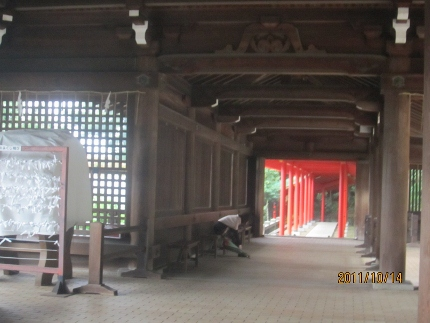 近江神宮にお札を頂きに_b0100062_20363396.jpg