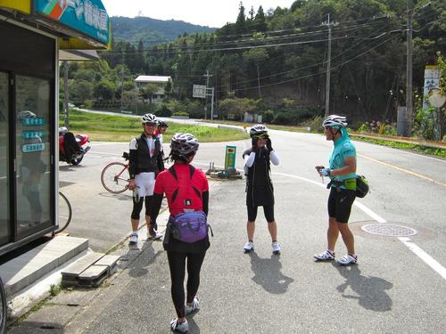 丹波篠山110km ロードトレーニング_d0174462_23333490.jpg