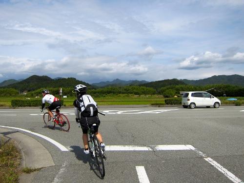 丹波篠山110km ロードトレーニング_d0174462_23435230.jpg