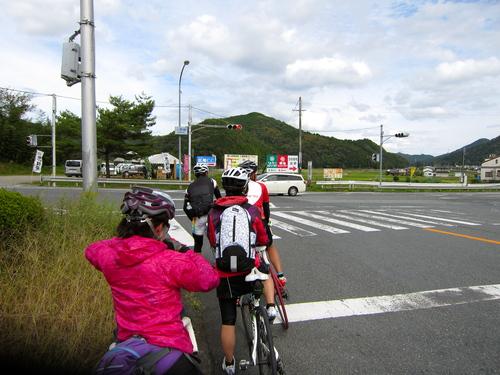 丹波篠山110km ロードトレーニング_d0174462_2357113.jpg