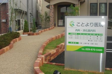 医院前のツツジの花。_e0251068_9541898.jpg