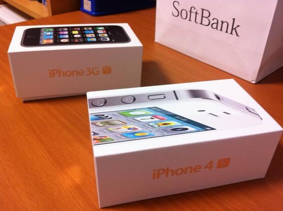 iPhone 世代交代_c0176271_22375732.jpg