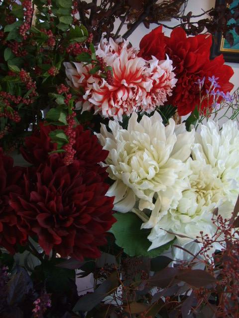 オークリーフ(秋の花まつり)_f0049672_12453817.jpg