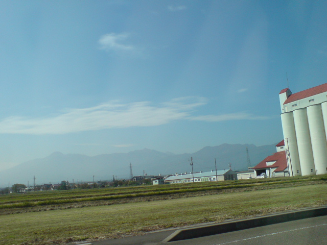穏やかな妙高山。_d0182179_18491568.jpg