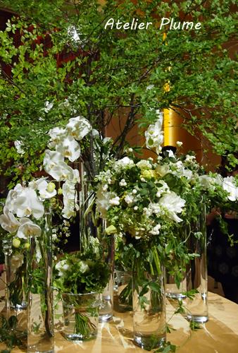 マンダリンオリエンタルホテル 今道しげみ先生の「絵になる写真レッスン」出版記念パーティー _e0154202_11318100.jpg
