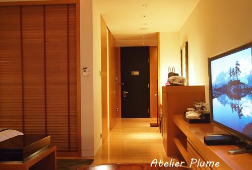 パーティーの後はマンダリンオリエンタル東京に宿泊 _e0154202_11342924.jpg
