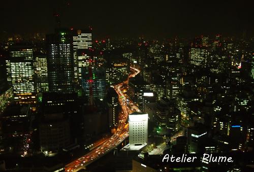 パーティーの後はマンダリンオリエンタル東京に宿泊 _e0154202_11351636.jpg