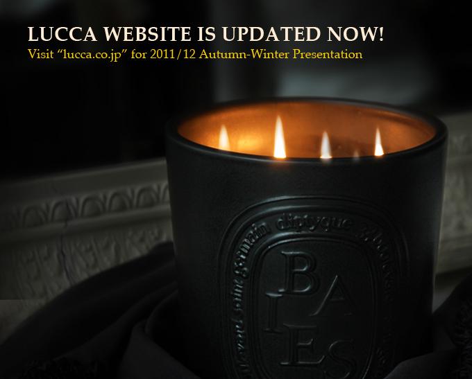 LUCCAホームページを2011/12秋冬仕様に衣替えいたしました。_b0122805_1252368.jpg