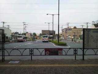 お店までの道順~近いルート(西口改札口より)_d0191211_1682223.jpg