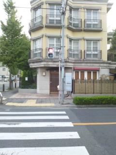 お店までの道順~近いルート(西口改札口より)_d0191211_16956100.jpg