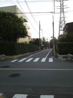 お店までの道順~近いルート(西口改札口より)_d0191211_18524348.jpg