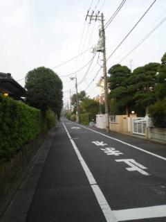お店までの道順~近いルート(西口改札口より)_d0191211_1853872.jpg