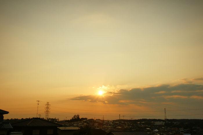 夕焼けの欠片_e0077521_22583873.jpg