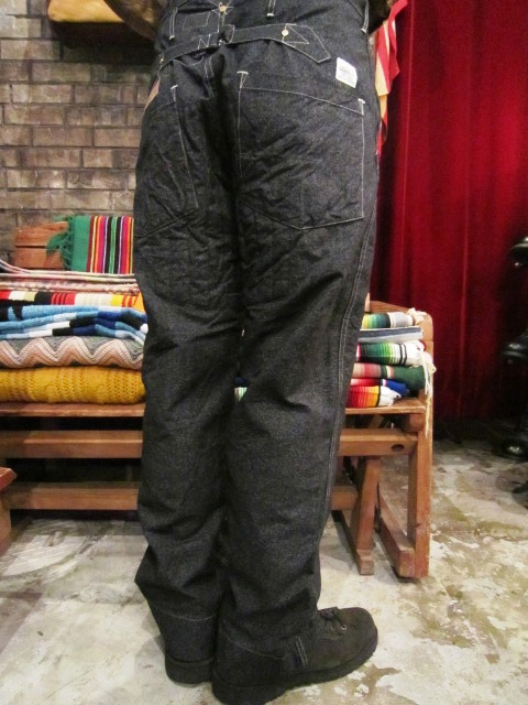"""ANACHRONORM \""""Quilted Wide Work Pants  Wide Fit\"""" ご紹介_f0191324_9261489.jpg"""