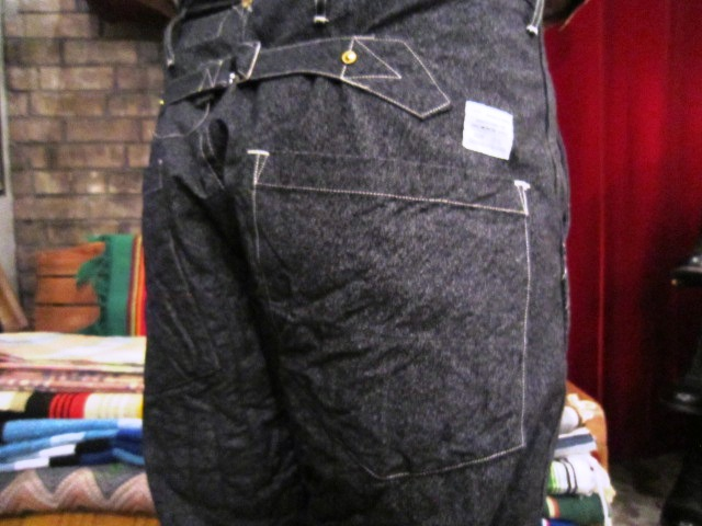 """ANACHRONORM \""""Quilted Wide Work Pants  Wide Fit\"""" ご紹介_f0191324_927582.jpg"""