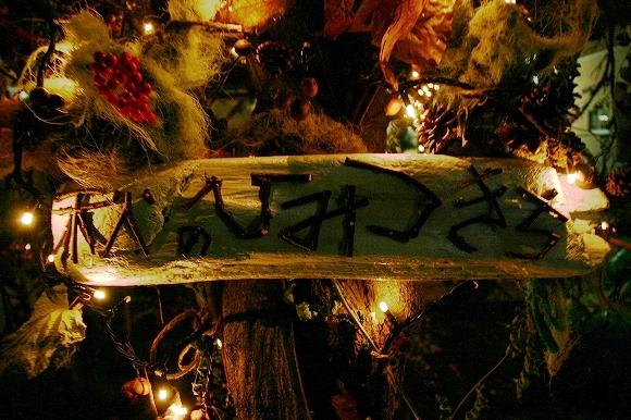 2011年 おとどけアート 稲積小学校 「秋の秘密基地」 小助川裕康_a0062127_16465847.jpg
