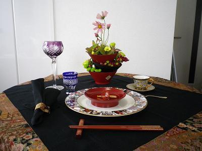 秋 和のテーブル_b0207536_204911100.jpg