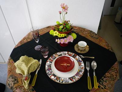 秋 和のテーブル_b0207536_20492480.jpg