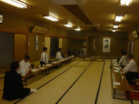 神葬祭についての勉強会_f0136366_21505115.jpg