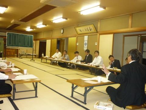 神葬祭についての勉強会_f0136366_21525244.jpg