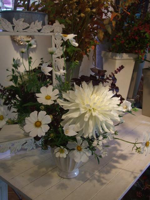 オークリーフ花の教室(石井さん親子の作品)_f0049672_17819100.jpg