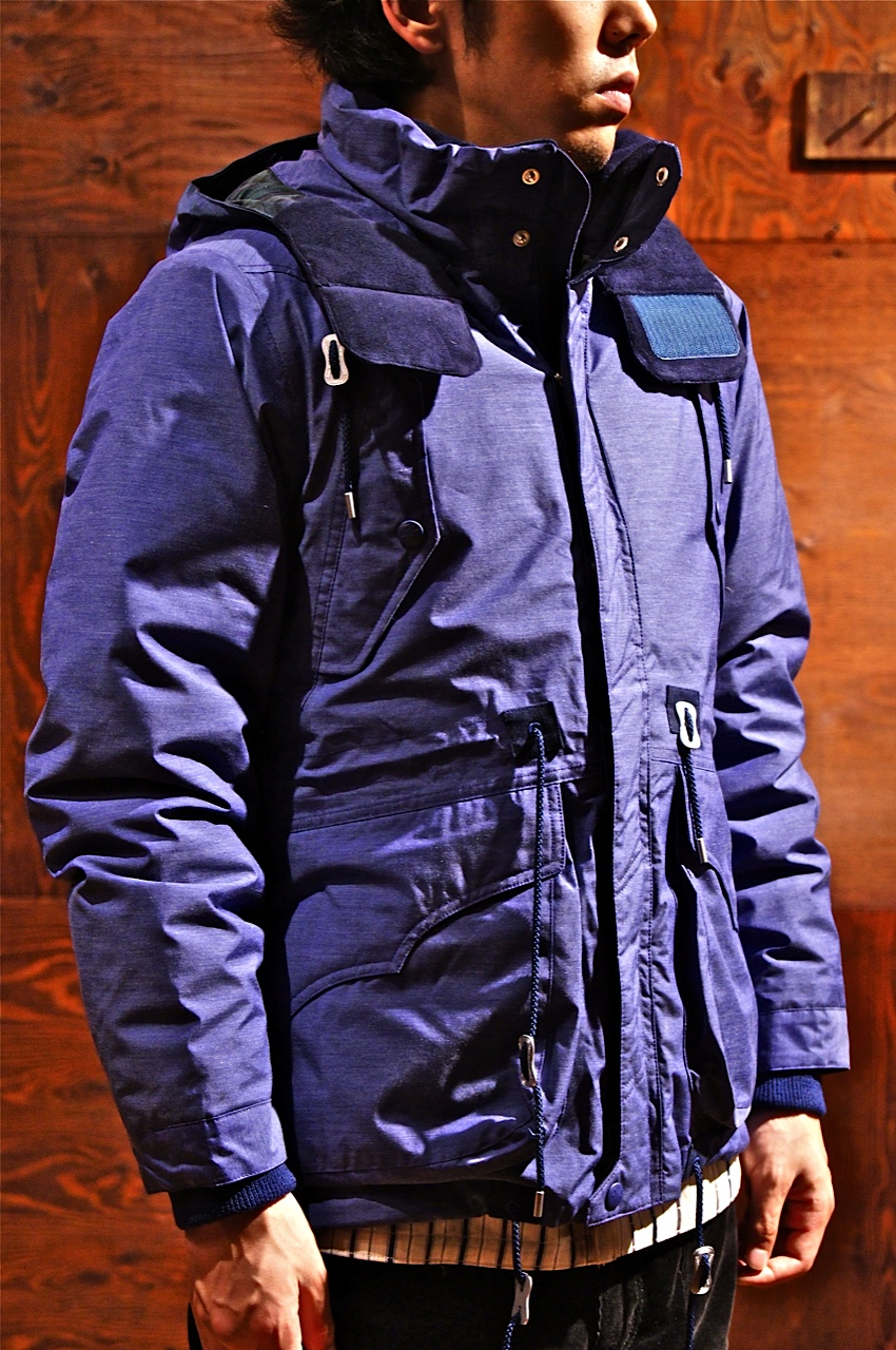 """DOGDAYS recommend Brand \""""White Mountaineering\""""_f0020773_21242731.jpg"""
