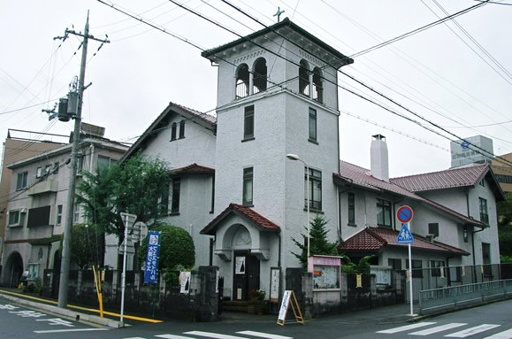 ヴォーリズの建物38 日本基督教団大津教会_c0196076_23453088.jpg