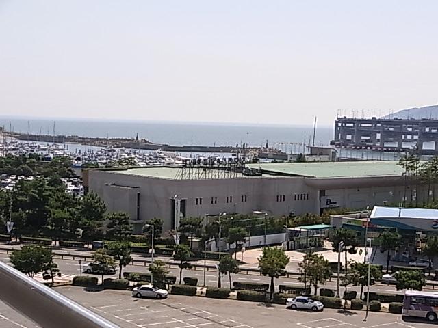 釜山 ホテル アルピナ ユースホステル_e0141982_0321851.jpg