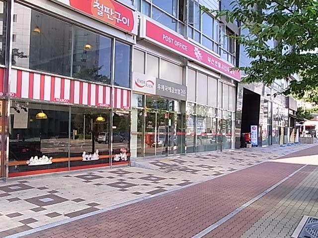 東莱サムゲタン 釜山 レストラン 参鶏湯_e0141982_1963741.jpg
