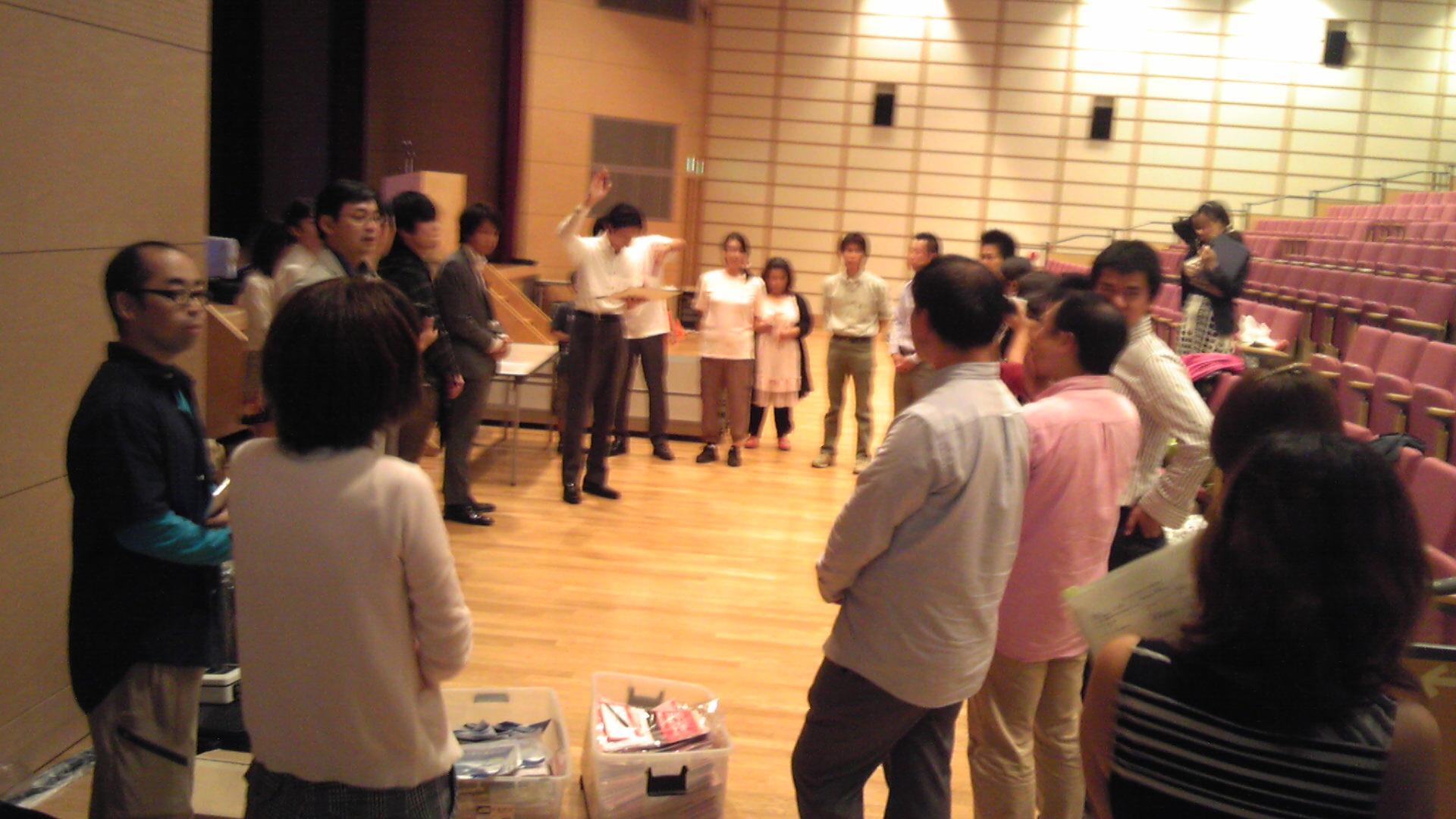 おはようございます!ドリプラ名古屋、スタッフミーティング始まりました!!みんなでお待ちしています!! #dpna_e0142585_9272086.jpg
