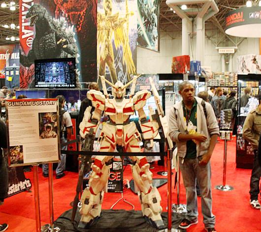 ニューヨーク・アニメ・フェスティバル2011 バンダイブース編_b0007805_034210.jpg