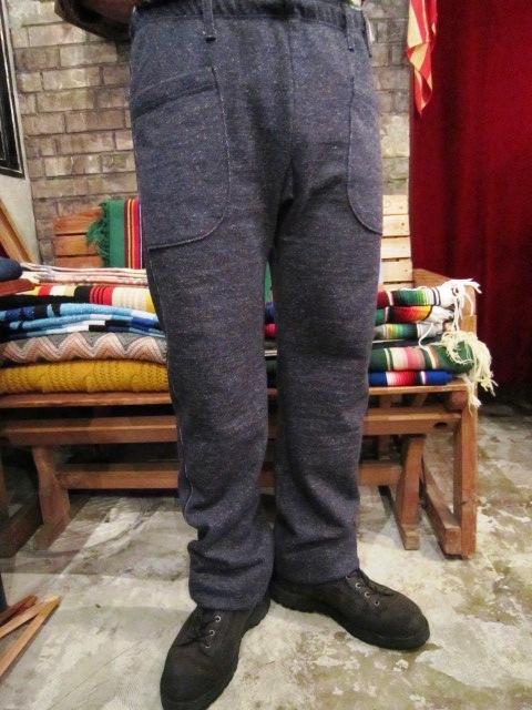 "Jackman \""Wool Mix Urake Pnats\"" ご紹介!_f0191324_9411757.jpg"