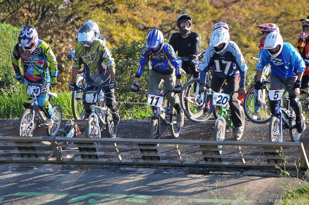 JOSF10月緑山定期戦VOL3:BMXマスターズ決勝 動画あり_b0065730_2230880.jpg