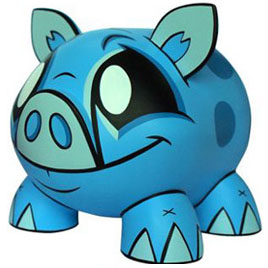 Piggy Bank Blue by Joe Ledbetter_e0118156_21572266.jpg