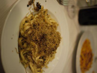 オリヴィエートの夕食 2011年イタリア旅行記8_f0134268_9554434.jpg