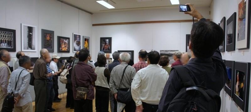 11年10月16日・茨城県芸術祭美術展覧会ギャラリートーク4日目_c0129671_17322632.jpg